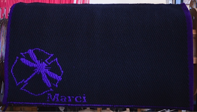 The Special Marci Blanket: click to enlarge