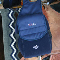 American Quarter Horse Association Front Saddle Bags by Professional's Choice