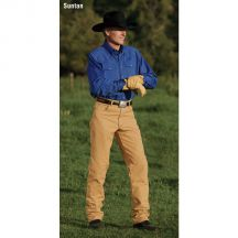 Brushcloth Ranch Hands Dungarees by Schaefer Ranchwear