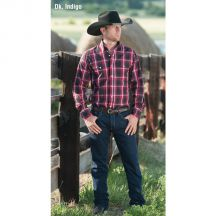High Lonesome Signature Jeans by Schaefer Ranchwear