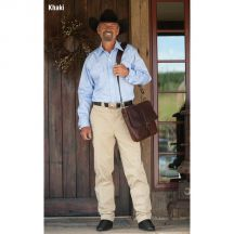 High Lonesome Western Trousers by Schaefer Ranchwear