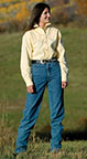 Schaefer Outfitter Model 1950 Original Ranch Dungarees for Women