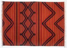 Southwestern-Style Rug by Tina B. Woolley