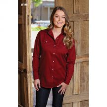 Ladies Prairie Blouse by Schaefer Ranchwear