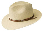 """Cutler"" Fedora by Bailey Hats"