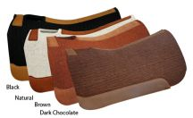 Horse Contour Saddle Pad by 5-Star Equine Products