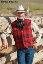 Garrison Vest by Schaefer Ranchwear