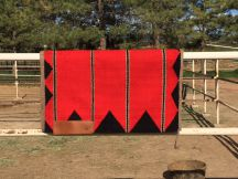 Custom Saddle Blanket