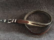 Colorado Horsehair Hitched Belt
