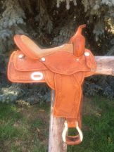 Alamo Saddlery Saddle