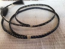 Colorado horsehair Single Tassel Hatbands