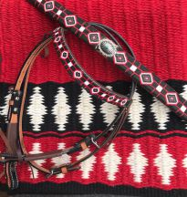 A High Plains Beaded Set