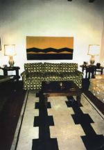 Rug and Tapestry Set by Tina B. Woolley