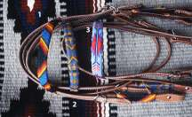 Handmade Beaded Headstalls