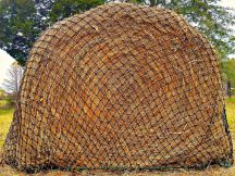 Heavy Gauge Round Bale Net by Texas Haynet