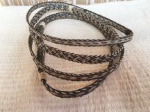 Colorado Horsehair Braided Hatbands