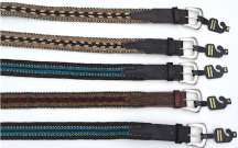 Custom Made Braided Horsehair Belt by Colorado Horsehair