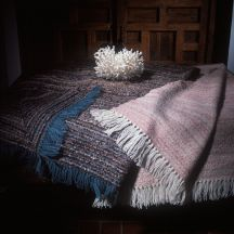 Hand-Woven Custom Textiles by Tina B. Woolley