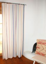Hand-Woven Curtains by Tina B. Woolley