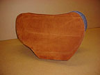 Round Barrel and Endurance Saddle Pad by Saddleright