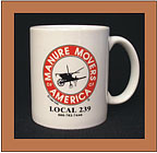 Manure Movers of America Coffee Mug