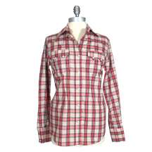 Women's Vintage Plaid Western Shirts by Rockmount