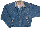 Ladies Chisholm Denim Jacket by Schaefer Outfitter