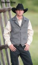 Montana Cattle Baron Vest by Schaefer Ranchwear