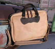 Schaefer Outfitter Southfork Leather Briefcase