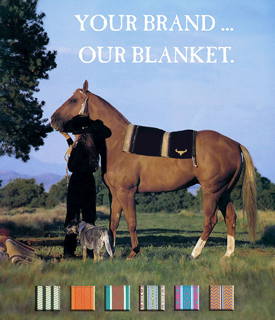 Your Brand, Our Blanket