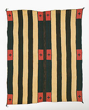 historic saddle blanket reproduction